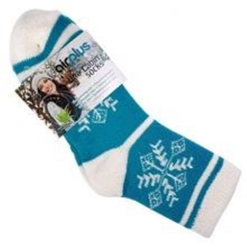 Airplus warm and moisturizing socks