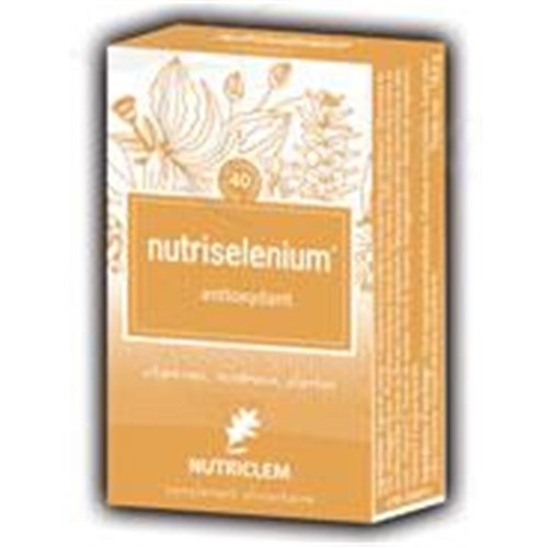 NUTRISELENIUM, tablet, antioxidant dietary supplement. - Bt 40