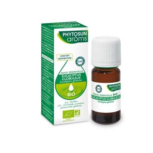 sun Essential oil Eucalyptus radiata