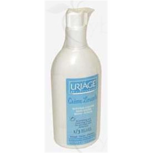 URIAGE CREAM CLEANSING BABY cleansing cream, surgras foaming soap. - 500 ml fl