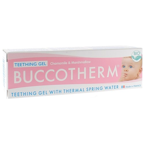 BUCCOTHERM FIRST TOOTH, Baume gingival for first teeth. - 50 ml tube