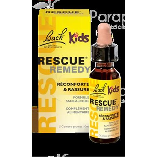 RESCUE KIDS drops 10 ml