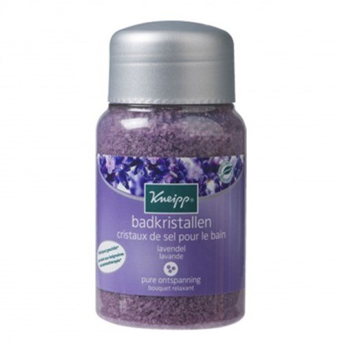 SALT CRYSTALS FOR LAVENDER 500G BAIN KNEIPP