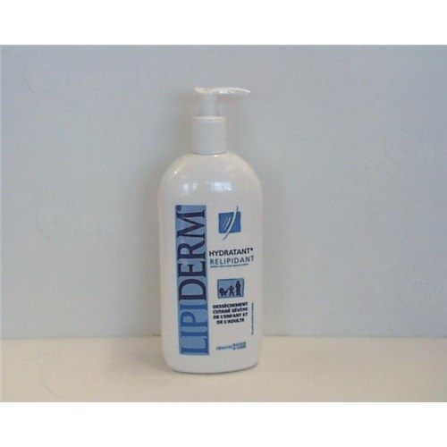 Lipiderm, Lipid Body Emulsion. - Tube 125 ml