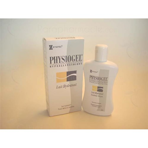PHYSIOGEL MOISTURIZING, moisturizing body lotion. - Fl 200 ml