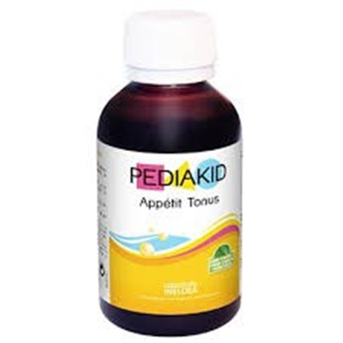 PEDIAKID APPETITE, TONE - Syrup, dietary supplement plants and minerals. - Fl 125 ml
