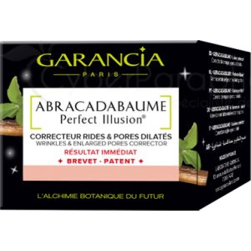 Abracadabaume PERFECT ILLUSION, wrinkle balm. - 12 g pot