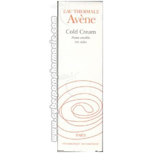 Avene COLD CREAM Sensitive very dry skin 40 ml