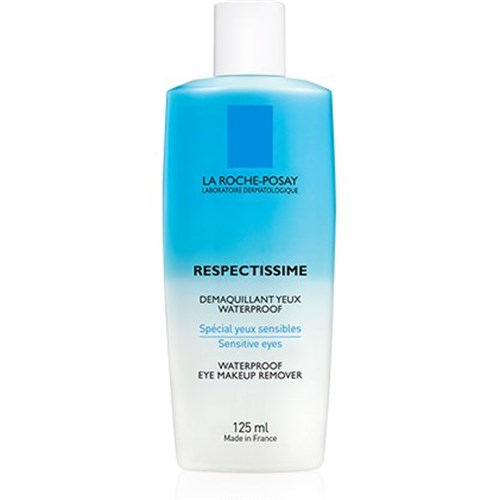 RESPECTISSIME CLEANSING, Cleansing Solution waterproof eye. - Fl 125 ml