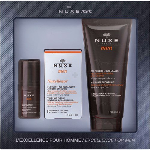 Nuxellence Men Christmas Box