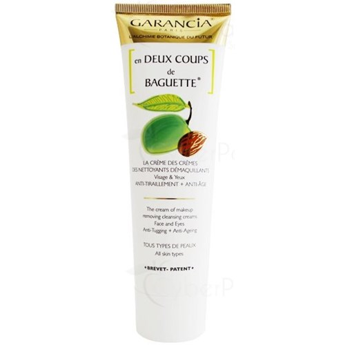 IN TWO CUPS OF BAGUETTE® Cleansing and Cleansing Cream Almond, tube 120g