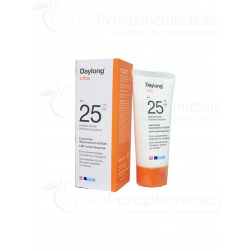 DAYLONG ULTRA SPF 25 Sunscreen with liposomes 50ml
