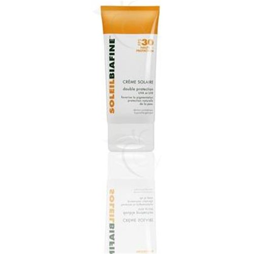 SOLEILBIAFINE CREAM SPF 30 High Protection Sunscreen, SPF 30 -. 50ml tube