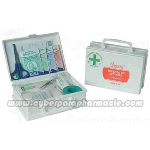 FIRST AID KIT Polypropylene 4 people