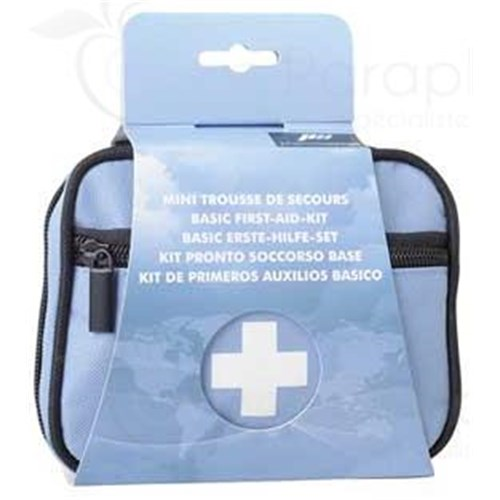 PHARMAVOYAGE AID KIT MINI, First Aid Kit, full, supple. - Unity