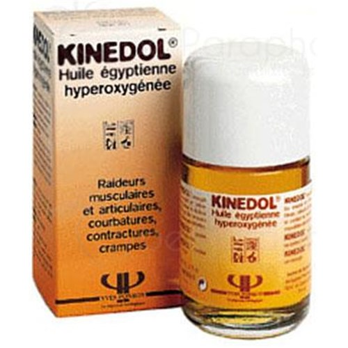 KINÉDOL OIL EGYPTIAN, Massage Oil, complex hyperoxygenated vegetable oils. - 50 fl oz