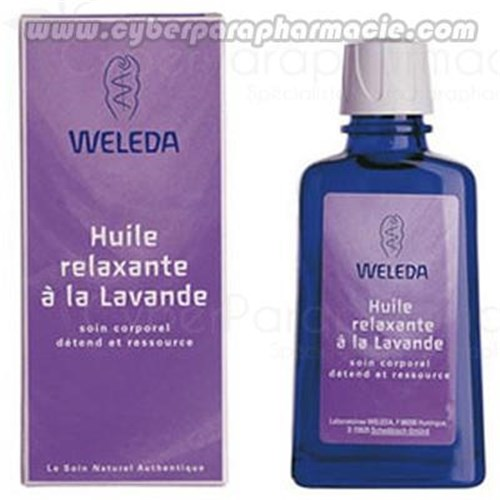 RELAXING OIL Lavender