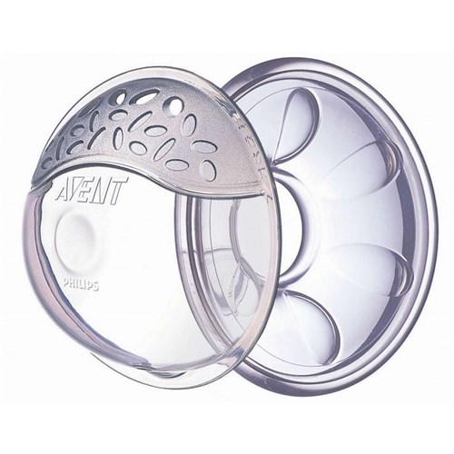 6-PIECE COMFORT BREASTFEEDING SHELLS AVENT
