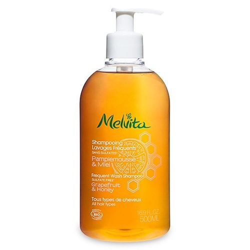 MELVITA SHAMPOOING LAVAGE FRÉQUENT BIO