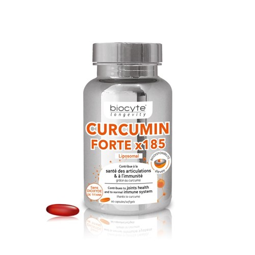 STRONG CURCUMIN X185 90 softgels