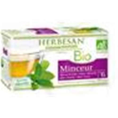 BIO Herbesan INFUSION SLIMMING No. 6, Mixing plants for herbal tea, tea bags. - Bt 20