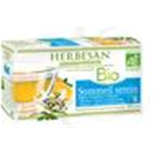 Herbesan INFUSION BIO SERENE SLEEP # 4, Mixture of plants for herbal tea, tea bags. - Bt 20