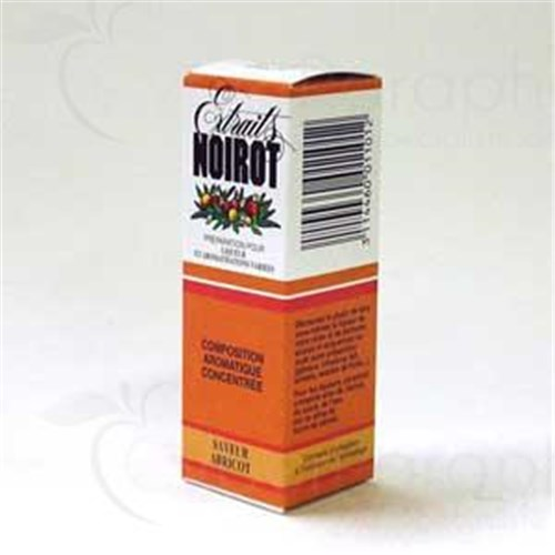 NOIROT CREAM APRICOT AROMATIC EXTRACT FOR LIQUOR, aromatic liquor to extract. - 20 fl oz
