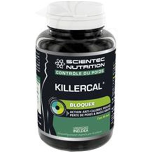 KILLERCAL Capsule dietary supplement herbal and minerals. - Pot 90