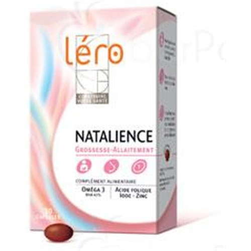 Lero NATALIENCE, Capsule dietary supplement high in DHA. - Bt 30