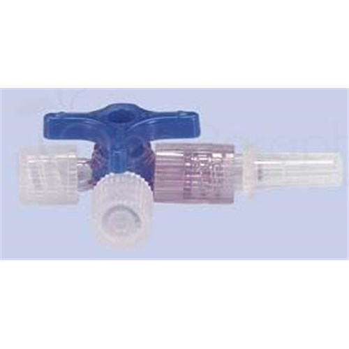 Discofix VALVE, 3-way valve, sterile. red (ref. 4095120) - unit
