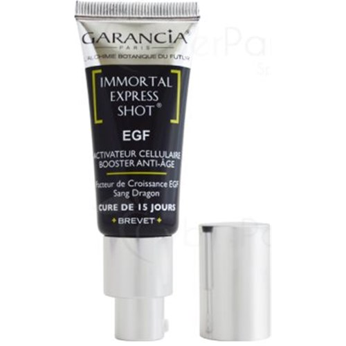 IMMORTAL EXPRESS SHOT EGF, CELLULAR ACTIVATOR SERUM BOOSTER ANTI-AGING 15ML