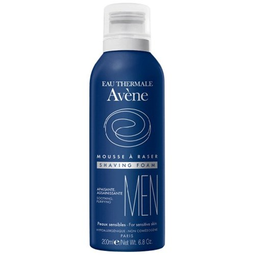 MEN'S SENSITIVE SHAVING FOAM 200ML AVENE