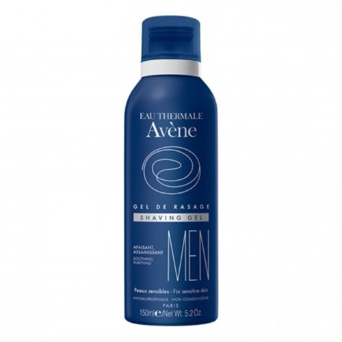 SHAVING GEL SENSITIVE SKINS 150ML MEN AVENE