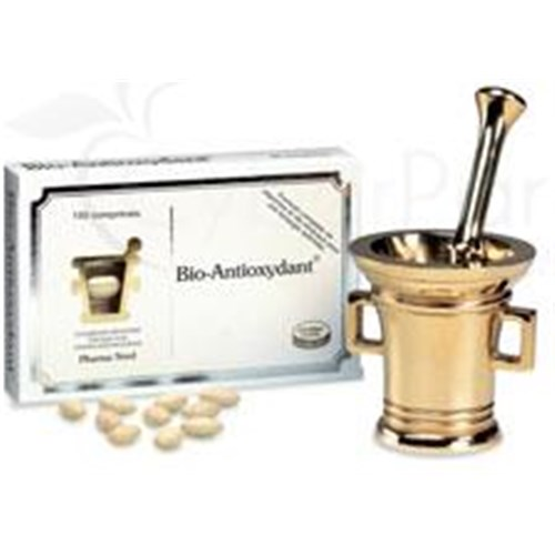 Organic Antioxidant, tablet, antioxidant complex of vitamins and minerals. - Bt 60