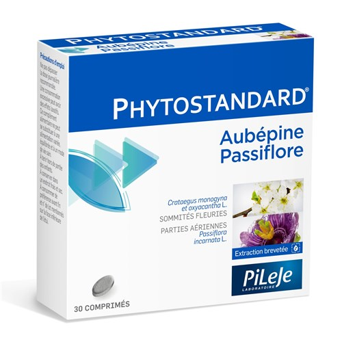 Phytostandard - Hawthorn / Passionflower 30 tabs