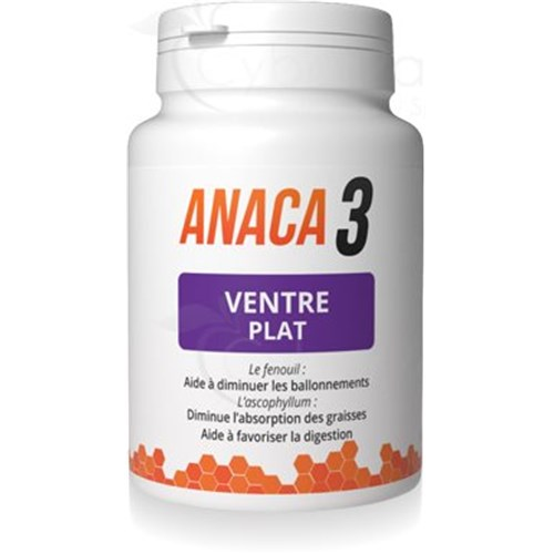 Anaca3 flat stomach 60gel