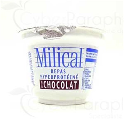 MILICAL CUP, Meal replacement for weight control, chocolate flavor. - 1 cup