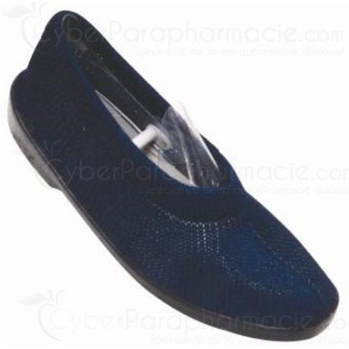 MAILLA BALLERINA MARINE closed shoe relaxation and comfort for women - pair
