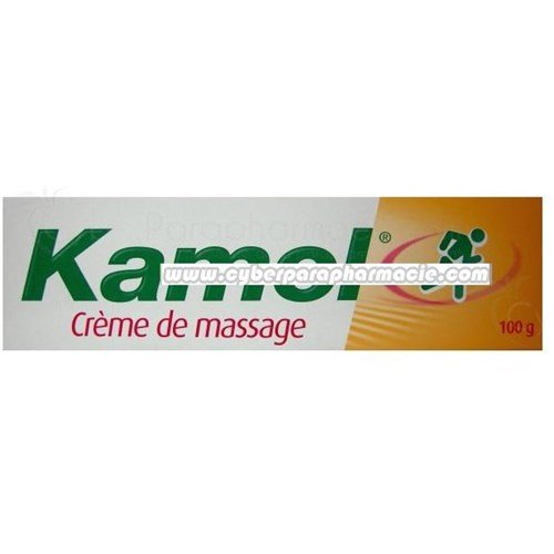 KAMOL WARMER Muscles and joints