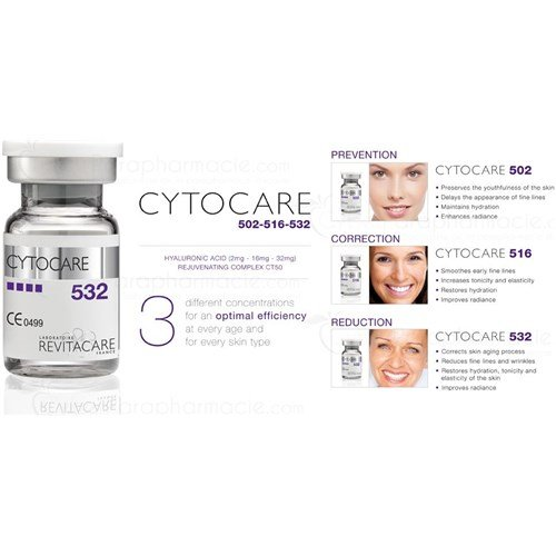CYTOCARE 502 hyaluronic acid (10x5ml)