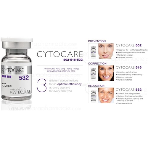 CYTOCARE 516 hyaluronic acid (10x5ml)