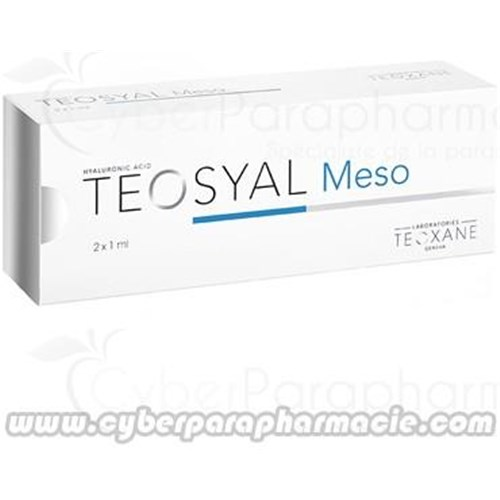TEOSYAL MESO hyaluronic acid (2x1ml)