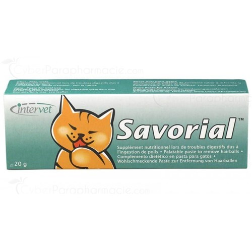 SAVORIAL oral paste for cats 20 g