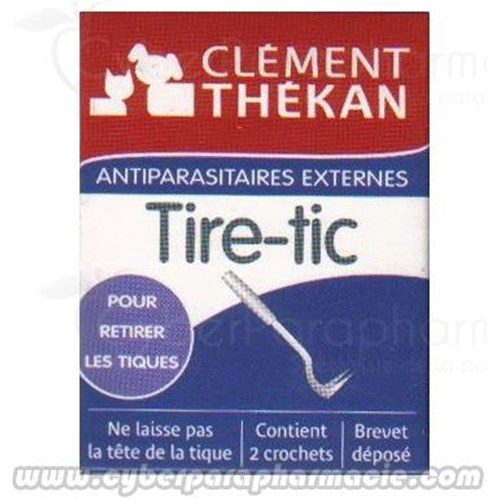 Clement Thekan TIRE-TIC To remove ticks