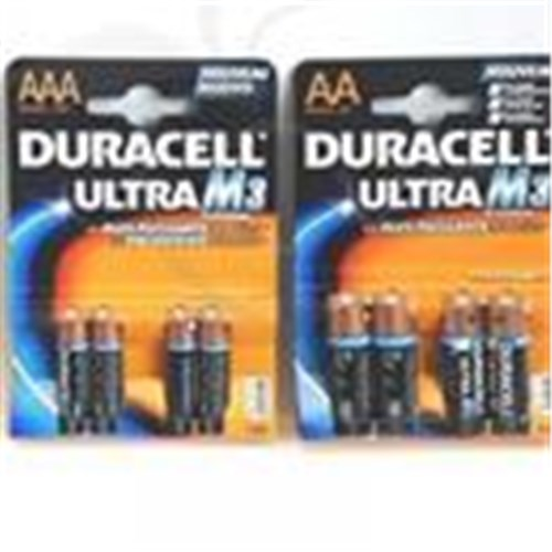 DURACELL ULTRA M3 1,5V AAA4